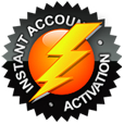 Instant Account Activation