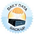Daily Data Backup